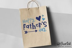 Father's day bundle, great quotes for dads, cutting files Product Image 5