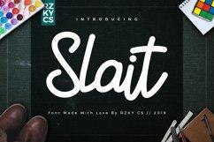 Slait Monoline Script Product Image 1