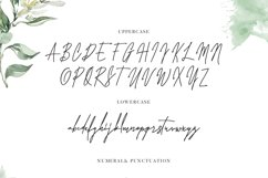 Laura Hellaw a lovely script font Product Image 3