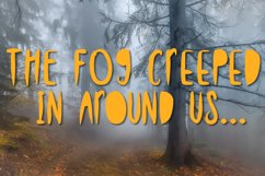 Spooky Night - A Creepy Font Product Image 3