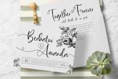 Belocia Font Product Image 4