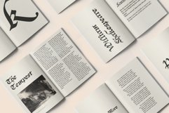 Baliem Typeface Product Image 3