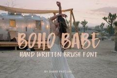 Boho Babe Font Product Image 1