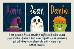 Web Font Spooky Vampire Font Product Image 4