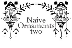 Naive Ornaments Two Product Image 1