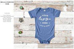 Baby Toddler Bella Canvas Mockup Mega Bundle Kids Apparel Product Image 5