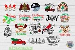 Christmas svg, Nativity Scene, O Holy Night, Santa, Reindeer Product Image 2