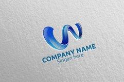 Letter W Logo Design 37 Product Image 2