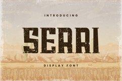 SERRI Font Product Image 1