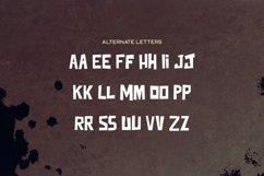 Junkdog Typeface Product Image 5