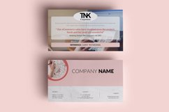 PPT Template | Project Proposal - Pink and Marble Round Product Image 10