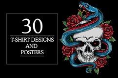 30 t-shirt designs bundle Product Image 1