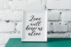 Amarila Lovely Handwritten Font Product Image 6