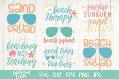 Beach SVG Bundle - Cut Files for Crafters Product Image 2