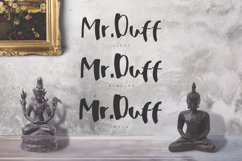 Mr. Duff Typeface Product Image 3