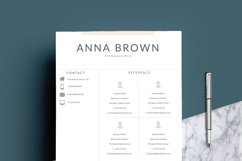 Resume Template CV Word Product Image 6