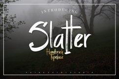 Slatter - Handbrush Typeface Product Image 1