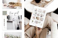 Canva Instagram Templates Simplistic Product Image 4