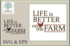 Life is Better on the Farm Product Image 1