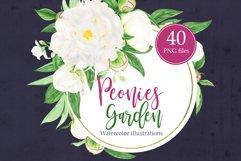 Watercolor Floral Bundle Product Image 6