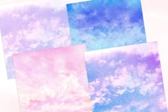 Sparkling Sky Texture Product Image 2
