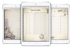 Daily Planner Goodnotes Undated, Hyperlinked,Xodo Product Image 3
