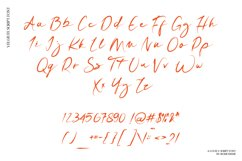 Velguife Script Font Product Image 6