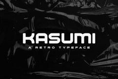 Kasumi Typeface Product Image 1