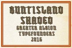 Buntisland Shaded Product Image 1