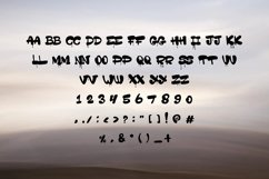 Jamixo Display font Product Image 5