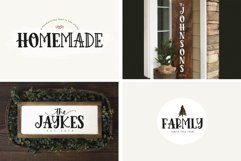 Winter Font Bundle - Handwritten Fonts for Crafters! Product Image 5