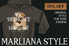 THE HELMUNTE - Luxury Serif Font Product Image 13