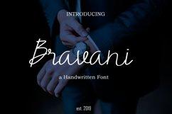 Bravani Font Product Image 1