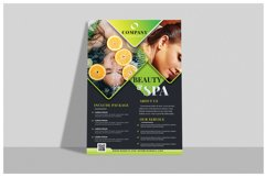 Beauty & Spa Flyer Product Image 2