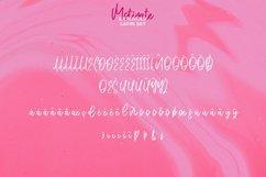 Web Font Motivate - Elegant Script Font Product Image 3