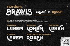 Brawls Typeface  Bonus Product Image 2