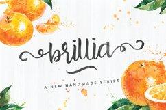 Brillia Script Product Image 1