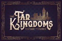 The Far Kingdoms font Product Image 1