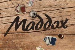 Maddox Hand Brush Typeface Product Image 1