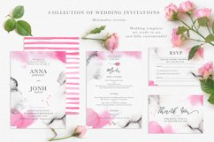 Wedding Romance: Invitation Suite Product Image 4