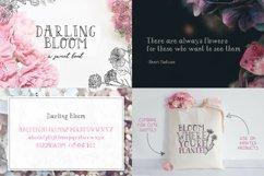 The Floral Craft Font Bundle Product Image 10