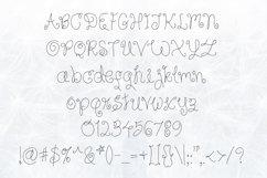 Sky Flower - Handwritten Font Product Image 4
