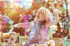 30 Photoshop overlay Bubble overlays, Soap bubbles Product Image 5