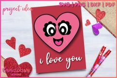 LEXI & LEVI THE LOVE HEARTS SVG 5 MANDALA ZENTANGLE DESIGNS Product Image 6