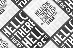 Web Font Zucca Font Product Image 2