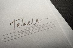 Beholde Signature Font Product Image 3