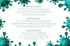 Web Font Chlorone Font Product Image 5