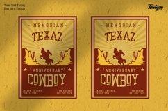 Texaz Font Family - Slab Serif Vintage Font Style Product Image 4