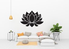 12 Yoga quotes SVG Bundle, lotus flower SVG Product Image 4