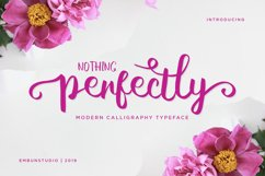 Perfectly Script Product Image 1
